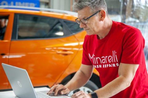 Minarelli Smash Repairing and Painting 4